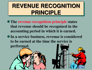Pp Amp Co Silicon Valley Accounting Firmrevenue Recognition